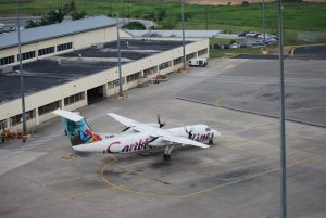 Caribbean Airlines North Ramp Airport Piarco