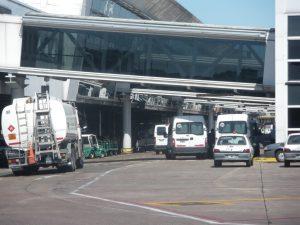 Transporte y desplazamiento en el Aeroparque