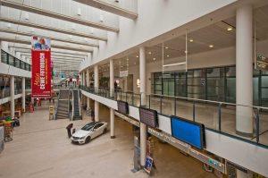 Instalaciones del Aeropuerto de Bremen