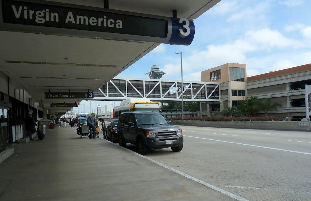 Allied Car Rental Lax