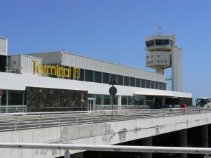 Lanzarote - Airport Terminal T1
