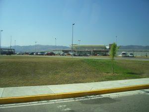 """Aeropuerto Internacional """"Angel Albino Corzo"""""""