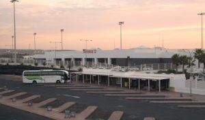 Arrecife Airport Terminal 1