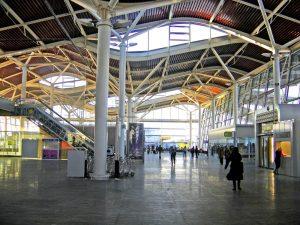 Instalaciones del Aeropuerto de Zaragoza