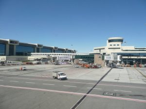 Aeroporto de Malpensa - Milão - Itália