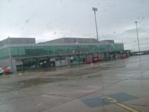 Aeropuerto de Villanubla, Valladolid, España