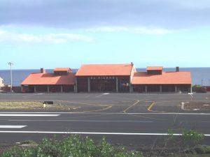 Terminal del Aeropuerto el Hierro