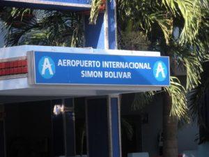 Aeropuerto Internacional Simón Bolívar