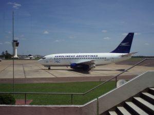 Aerolíneas Argentinas en Resistencia