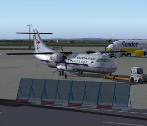 Airport Erfurt