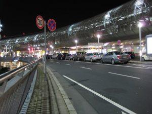 Transporte y desplazamiento en el Aeropuerto de Dusseldorf