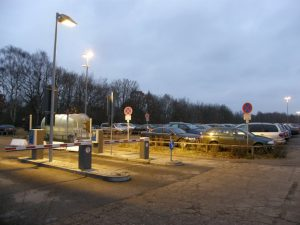 Airport Luebeck Parking