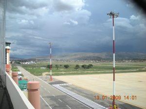 Aeropuerto  Jorge Wilstermann
