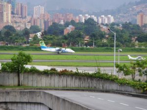 Aeropuerto Olaya Herrera de Medellín