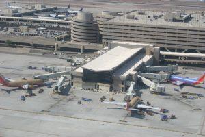 Terminal 4 del Aeropuerto de Phoenix