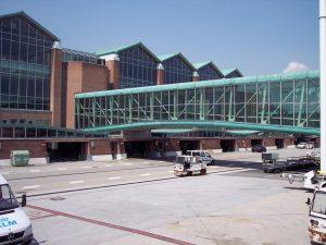 Aeropuerto de venecia, nuevo terminal