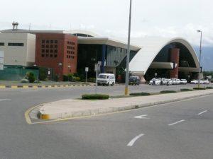 Aeropuerto de Cochabamba Jorge Wilstermann