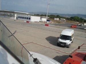 Reus Airport Terminal