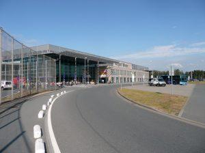 Airport Weeze Terminal