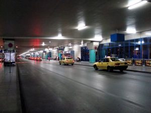 Venizelos airport