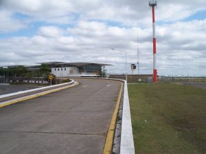 Aeropuerto de Resistencia en el Chaco