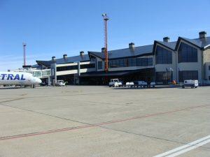 Aeropuerto de Bariloche BRC