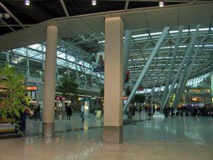 Terminal aéreo de Düsseldorf