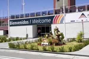 Aeropuerto Internacional de Arequipa