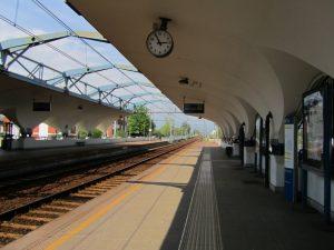 Stazione ferroviaria aeroporto di Torino