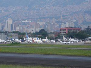 Aeropuerto Enrique Olaya Herrera medellin