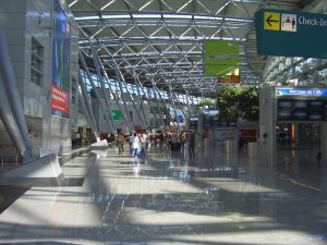 Airport Düsseldorf