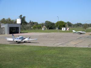 Aeropuerto de Sauce Viejo (SFN)