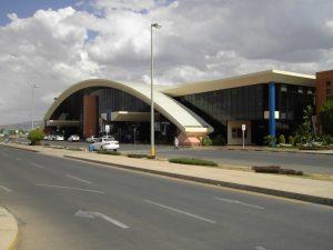 Aeropuerto Internacional Jorge Wilstermann