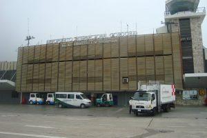 Aeropuerto de Córdoba Argentina