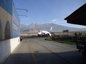 Aeropuerto de Arequipa