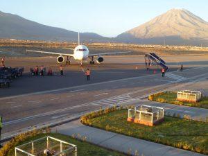 Aeropuerto Internacional Rodríguez Ballón