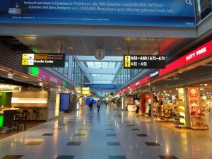 Aeroporto de Düsseldorf