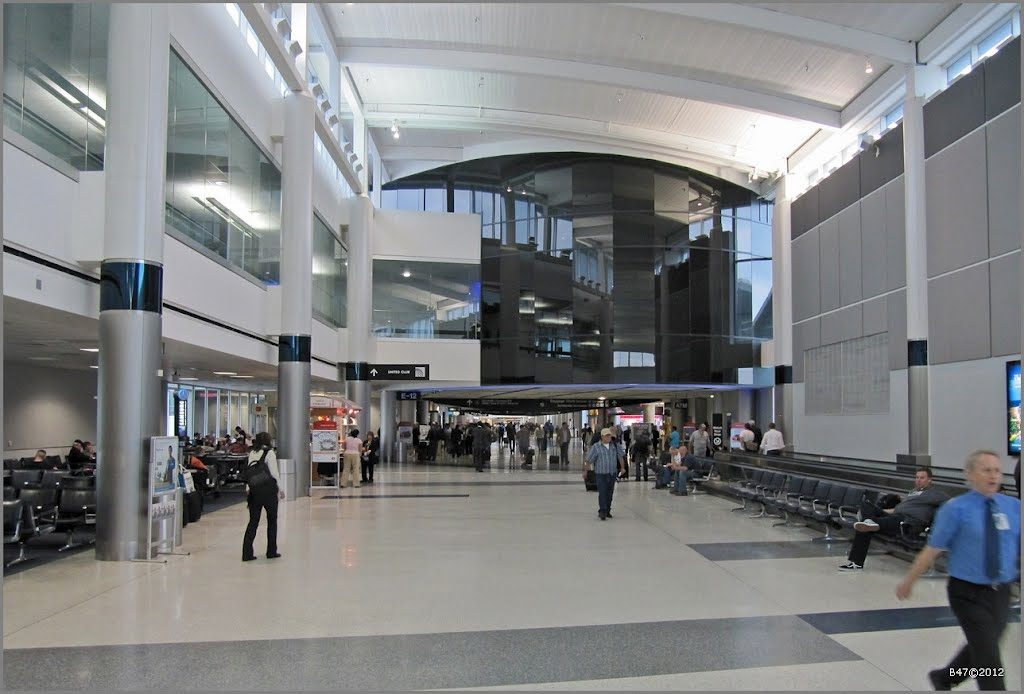 Aeropuerto Intercontinental George Bush Iah