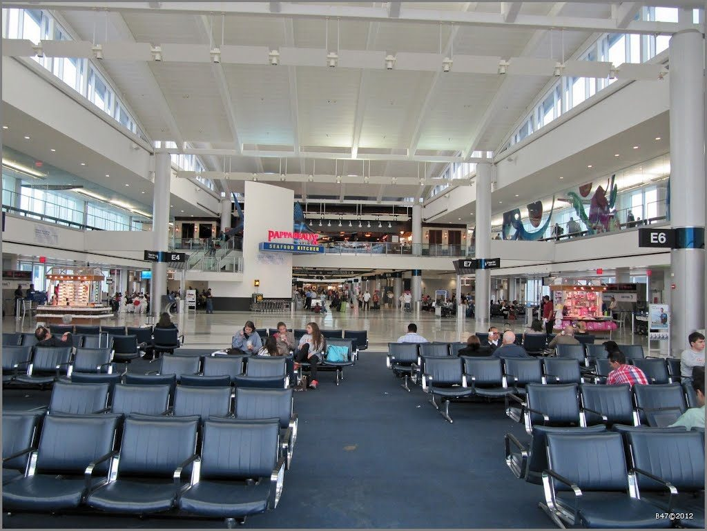 Aeropuerto Intercontinental George Bush Iah