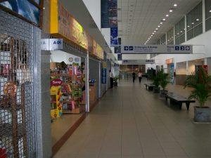 """Aeropuerto Internacional de Rosario """"Islas Malvinas"""""""