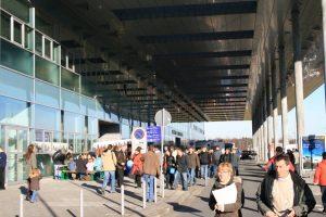 Terminal 2 del Aeropuerto de Münster - Osnabrück