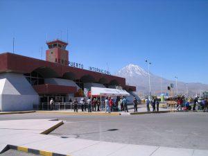 Aeropuerto Internacional Rodriguez Ballón
