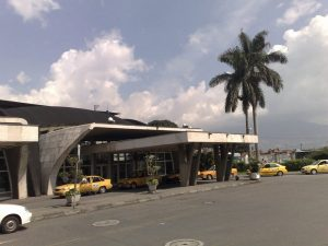 Terminal aéreo Olaya Herrera