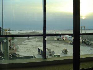 Aeropuerto Mc Donald Cartier