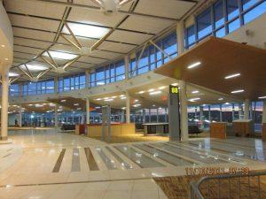 Instalaciones del Aeropuerto de Edmonton