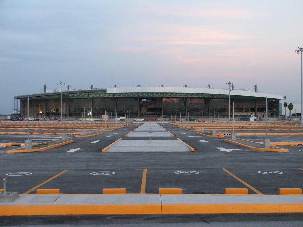 Aeropuerto Internacional Mariano Escobedo Mty