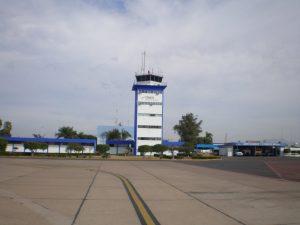 Torre de control del Aeropuerto Internacional Gral. Rafael Buelna, Mazatlán