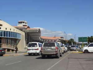 Parking Lot's Airport Intl Cibao