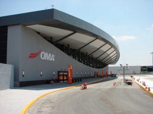 Terminal B Aeropuerto Internacional de Monterrey