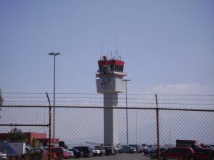 Torre de control del Aeropuerto de Puebla